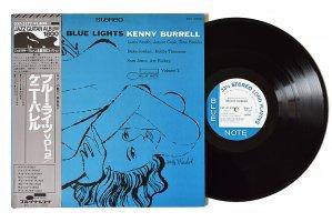 Kenny Burrell / Blue Lights Vol.2 / ケニー・バレル