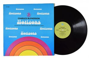 Charles McPherson / Horizons / チャールズ・マクファーソン<img class='new_mark_img2' src='https://img.shop-pro.jp/img/new/icons6.gif' style='border:none;display:inline;margin:0px;padding:0px;width:auto;' />
