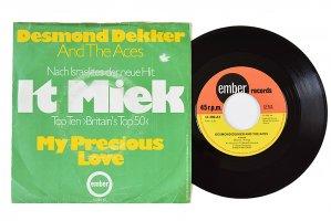 Desmond Dekker And The Aces / It Miek / My Precious love / デスモンド・デッカー