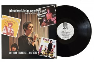 Julie Driscoll / Brian Auger & The Trinity / The Road To Vauxhall 1967-1969 / ジュリー・ドリスコール