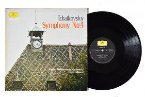 チャイコフスキー / 交響曲 第4番 ヘ短調 作品36 / ロリン・マゼール / ベルリン・フィルハーモニー管弦楽団