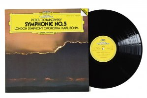 チャイコフスキー / 交響曲 第5番 ホ短調 作品64 / カール・ベーム / ロンドン交響楽団