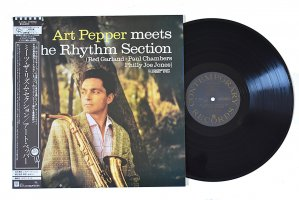 Art Pepper / Meets The Rhythm Section / アート・ペッパー
