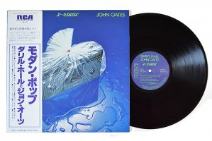 Daryl Hall & John Oates / X-Static / ダリル・ホール & ジョン・オーツ
