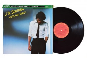 J.D. Souther / You're Only Lonely / J.D.サウザー