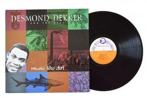 Desmond Dekker & The Aces / Music Like Dirt / デズモンド・デッカー