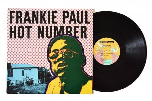 Frankie Paul / Hot Number / フランキー・ポール