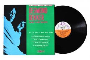 Desmond Dekker And The Aces / The Original Reggae Hitsound Of  / デズモンド・デッカー & ジ・エーシズ