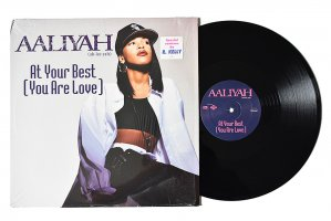 Aaliyah / At Your Best (You Are Love) / アリーヤ