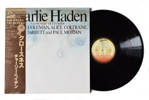 Charlie Haden / Closeness / チャーリー・ヘイデン<img class='new_mark_img2' src='https://img.shop-pro.jp/img/new/icons6.gif' style='border:none;display:inline;margin:0px;padding:0px;width:auto;' />