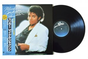 Michael Jackson / Thriller / マイケル・ジャクソン