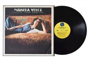 Martha Velez / Escape From Babylon / マーサ・ベレス