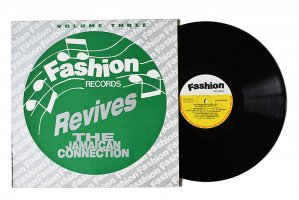 Various / Fashion Records Revives The Jamaican Connection Vol 3