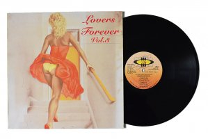 Various / Lovers Forever Vol.3 / Delroy Wilson, Pat Kelly, George Faith, W.O.W., Owen Gray, 他