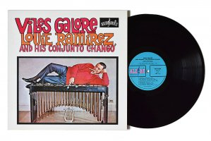 Louie Ramirez And His Conjunto Chango / Vibes Galore / ルイー・ラミレス