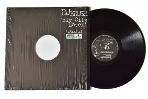 DJ Krush / Big City Lover Remixes / DJクラッシュ