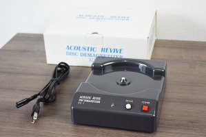 Acoustic Revive RD-1 / Disc Demagnetizer