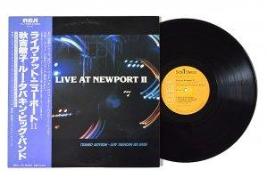 Toshiko Akiyoshi Lew Tabackin Big Band / Live At Newport II / 秋吉敏子<img class='new_mark_img2' src='https://img.shop-pro.jp/img/new/icons6.gif' style='border:none;display:inline;margin:0px;padding:0px;width:auto;' />
