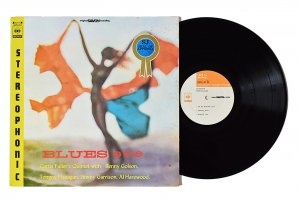 Curtis Fuller's Quintet / Blues-ette / カーティス・フラー<img class='new_mark_img2' src='https://img.shop-pro.jp/img/new/icons6.gif' style='border:none;display:inline;margin:0px;padding:0px;width:auto;' />
