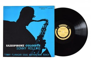 Sonny Rollins / Saxophone Colossus / ソニー・ロリンズ<img class='new_mark_img2' src='https://img.shop-pro.jp/img/new/icons6.gif' style='border:none;display:inline;margin:0px;padding:0px;width:auto;' />
