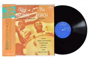 Clifford Brown and Max Roach / クリフォード・ブラウン・アンド・マックス・ローチ<img class='new_mark_img2' src='https://img.shop-pro.jp/img/new/icons6.gif' style='border:none;display:inline;margin:0px;padding:0px;width:auto;' />