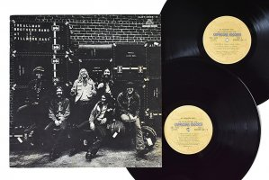 The Allman Brothers Band At Fillmore East / オールマン・ブラザーズ・バンド