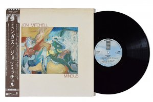 Joni Mitchell / Mingus / ジョニ・ミッチェル<img class='new_mark_img2' src='https://img.shop-pro.jp/img/new/icons6.gif' style='border:none;display:inline;margin:0px;padding:0px;width:auto;' />