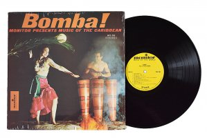 Various / Bomba! Music Of Caribbean<img class='new_mark_img2' src='https://img.shop-pro.jp/img/new/icons6.gif' style='border:none;display:inline;margin:0px;padding:0px;width:auto;' />