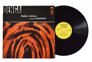 Robin Jones And His Quintet / Denga / ロビン・ジョーンズ