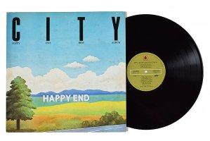 はっぴいえんど / City  / Happy End Best Album