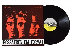 Bossa Tres / Em Forma! / ボサ・トレス<img class='new_mark_img2' src='https://img.shop-pro.jp/img/new/icons6.gif' style='border:none;display:inline;margin:0px;padding:0px;width:auto;' />