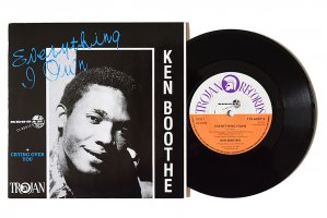 Ken Boothe / Everything I Own / Crying Over You / ケン・ブース