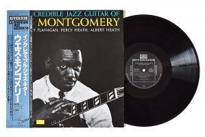The Incredible Jazz Guitar of Wes Montgomery / ウェス・モンゴメリー