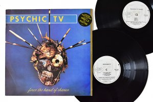 Psychic TV / Force The Hand Of Chance / Limited First Edition / サイキックTV