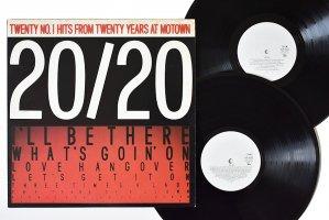 Various / 20/20 Twenty No.1 Hits From Twenty Years At Motown