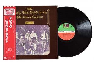 Crosby, Stills, Nash & Young / Deja Vu / CSN & Y