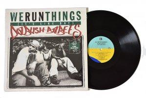 Da Bush-Babees / We Run Things (It's Like Dat) / Original / ブッシュ・ベイビーズ