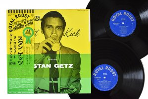 Stan Getz / The Complete Roost Session / Split Kick / スタン・ゲッツ