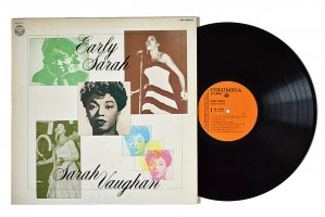 Sarah Vaughan / Early Sarah / サラ・ヴォーン