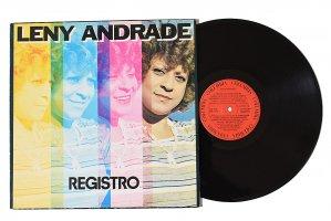 Leny Andrade / Registro / レニー・アンドラーヂ