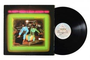 Gil Scott-Heron & Brian Jackson / 1980 / ギル・スコット・ヘーロン
