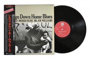 Various / Chicago Down Home Blues / Jimmy Reed / Morris Pejoe / Big Joe Williams