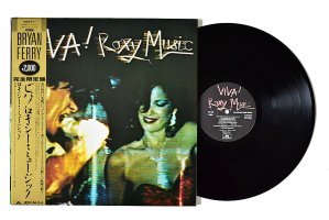 Viva! Roxy Music / The Live Roxy Music Album / ロキシー・ミュージック