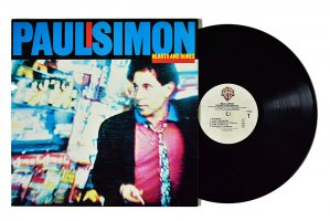 Paul Simon / Hearts And Bones / ポール・サイモン