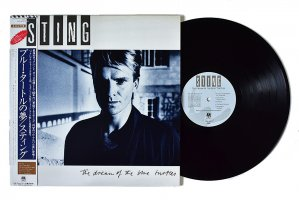 Sting / The Dream Of The Blue Turtles / スティング