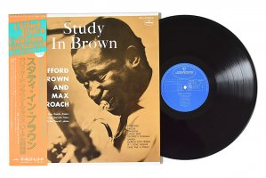 Clifford Brown And Max Roach / Study In Brown / クリフォード・ブラウン