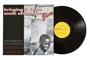 Various / Bringing It Down South African Sax Jive