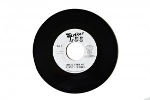 Johnny Clarke / Rock With Me / ジョニー・クラーク