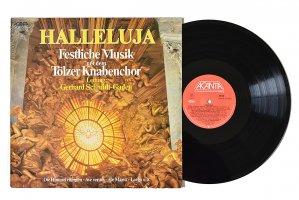 Halleluja / アヴェ・マリア、ハレルヤ 他 / テルツ少年合唱団 / ゲルハルト・シュミット=ガーデン