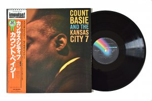 Count Basie And The Kansas City 7 / カウント・ベイシー
